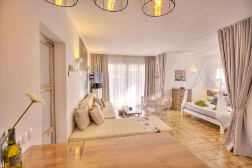 Casita Joana 2018 - Living Area
