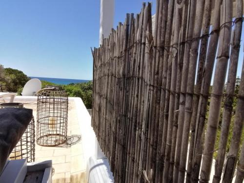 CASITA JOANA 2020 Formentera Garden and outside area