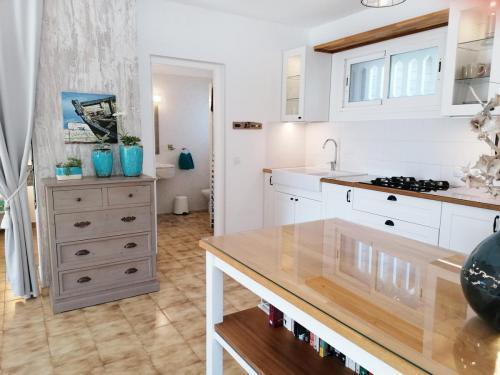 CASITA JOANA 2020 Formentera -  kitchenette