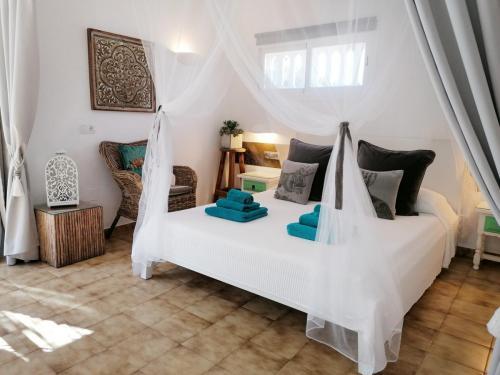 CASITA JOANA 2020 Formentera - sleeping Area